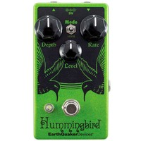 EarthQuaker Devices Hummingbird V4, Repeat Percussions Tremolo  Effects Pedal