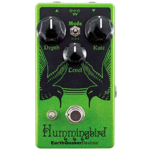 Earthquaker Devices EarthQuaker Devices Hummingbird V4, Repeat Percussions Tremolo  Effects Pedal