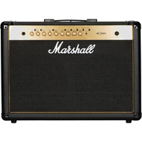 """Marshall MG102GFX 100W 2x12"""" Black and Gold Amplifier w/ FX"""