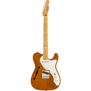 Squier Classic Vibe 60's Telecaster Thinline, Natural