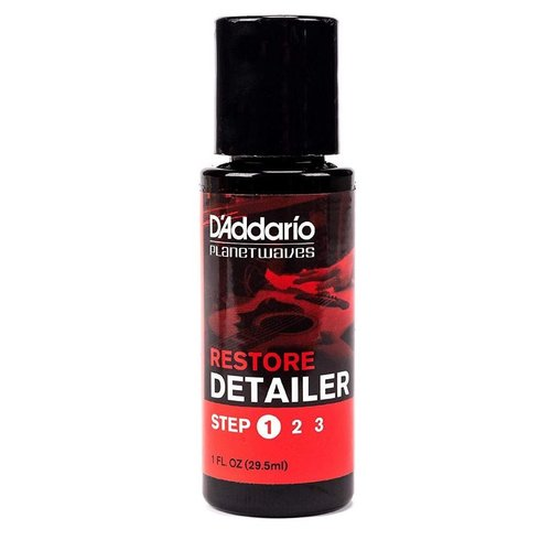 D'Addario D'Addario Restore, Deep Cleaning Cream Polish 1oz