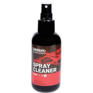 D'Addario Shine, Instant Spray Cleaner 1oz