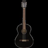 Fender CN-60S Classical Guitar, Black