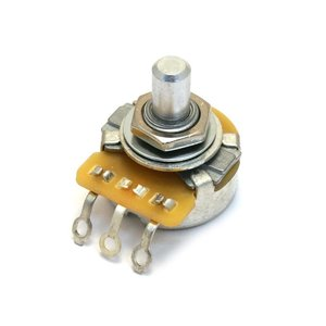 CTS 1Meg Audio (Log) Potentiometer, Solid Shaft