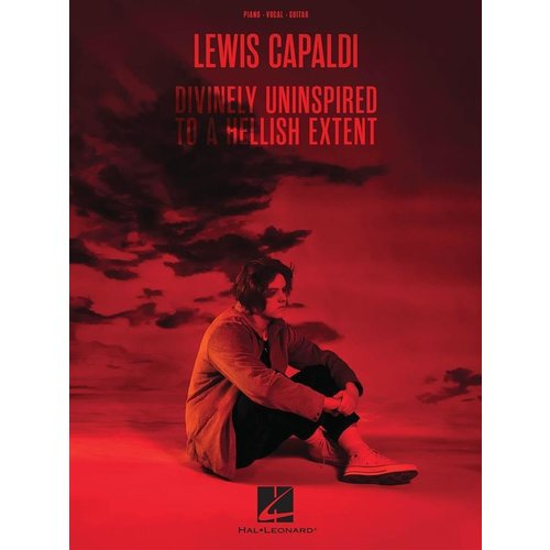 Hal Leonard Lewis Capaldi: Divinely Uninspired To A Hellish Extent