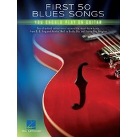 First 50 Blues Songs You Should Play on Electric Guitar