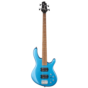 Cort HH4 Bass Guitar, Tasman Light Blue