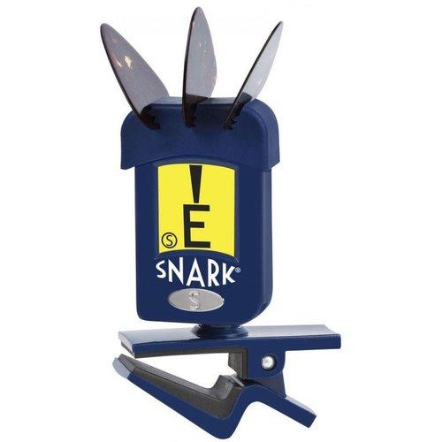 Snark Snark Napoleon Clip On Chromatic Tuner, Blue