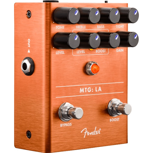 Fender Fender MTG:LA Tube Distortion Pedal