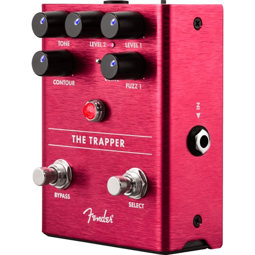 Fender Fender The Trapper Dual Fuzz Pedal