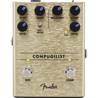 Fender Compugilist Compressor Distortion Pedal