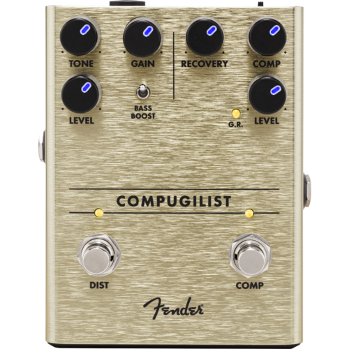 Fender Fender Compugilist Compressor Distortion Pedal