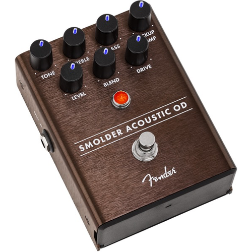 Fender Fender Smolder Acoustic Overdrive Pedal