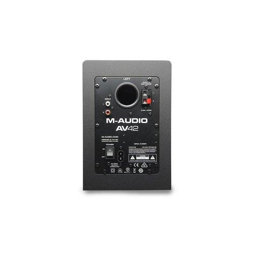 """M-Audio M-Audio AV42 4"""" Studio Monitor Speakers (Pair)"""