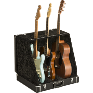 Fender Multi Guitar Case Stand, 3-Way