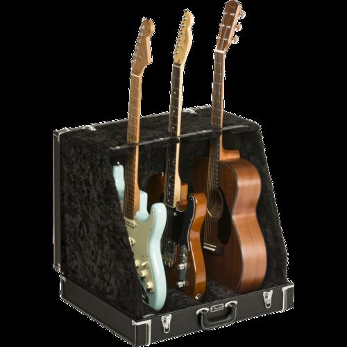 Fender Accessories Fender Multi Guitar Case Stand, 3-Way