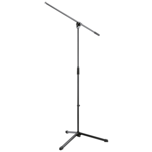 K&M Microphone Stand, Boom, Tripod Base