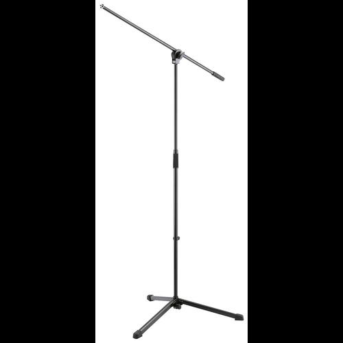 Konig & Meyer K&M Microphone Stand, Boom, Tripod Base