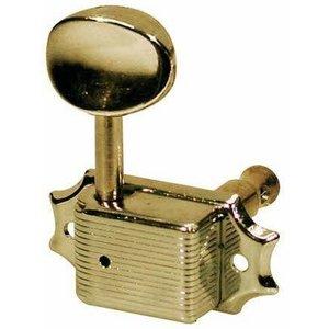 Boston 194-CLR Locking Machineheads 3L3R, Gold
