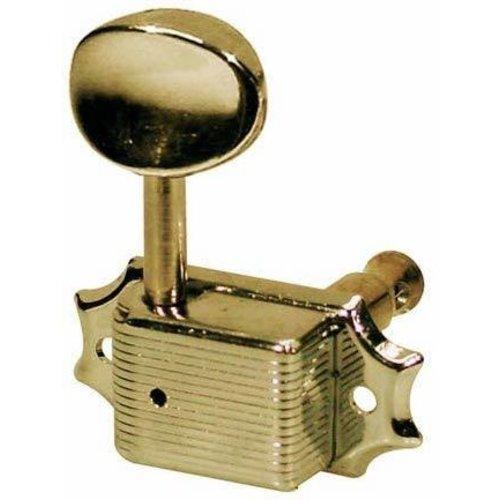 Boston Music Boston 194-CLR Locking Machineheads 3L3R, Gold