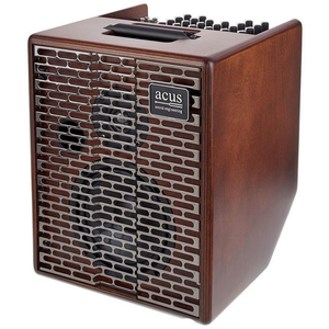 Acus One ForStrings-6T Simon 130W Acoustic Combo, Wood