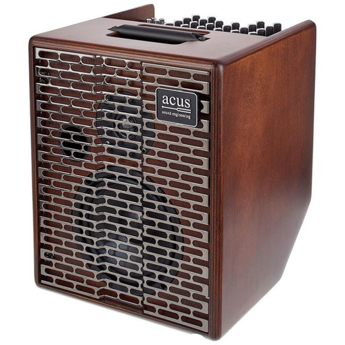 Acus Acus One ForStrings-6T Simon 130W Acoustic Combo, Wood