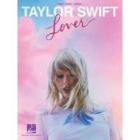Taylor Swift: Lover (PVG)