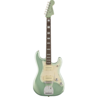 Fender Limited Edition Parallel Universe Vol II Jazz Stratocaster, Mystic Surf Green