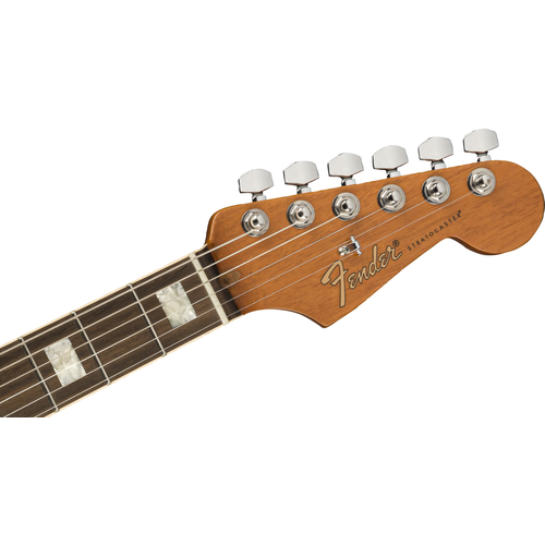 Fender Fender Limited Edition Parallel Universe Vol II Uptown Stratocaster, Static White