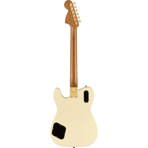 Fender Fender Limited Edition Parallel Universe Vol II Troublemaker Tele Deluxe, Olympic White