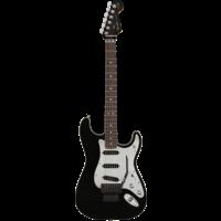 Fender Tom Morello Artist Stratocaster, Rosewood Fingerboard, Black