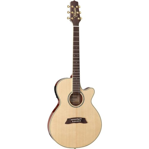 Takamine Takamine Thinline FX, Solid Spruce Top, Sapele Back