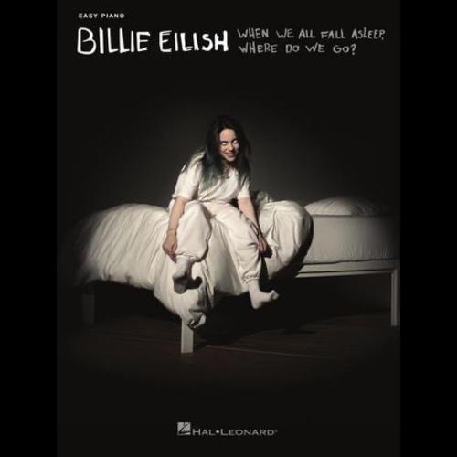 Hal Leonard Billie Eilish: When We All Fall Asleep, Where Do We Go (Easy Piano)