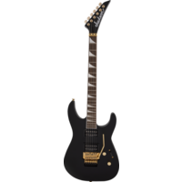 Jackson X Series Soloist SLX DX,  Satin Black
