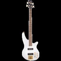 Jackson JS Series Spectra Bass JS3, Snow White