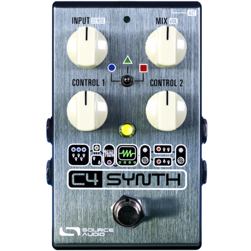 Source Audio Source Audio C4 Synth Effects Pedal