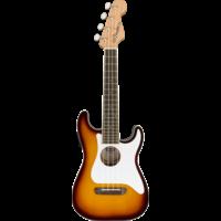 Fender Fullerton Strat Concert Ukulele, Sunburst