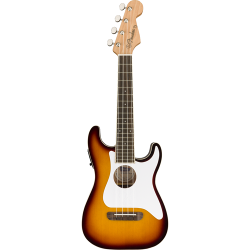 Fender Fender Fullerton Strat Concert Ukulele, Sunburst