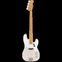 Squier Classic Vibe '50s Precision Bass, Maple Fingerboard, White Blonde