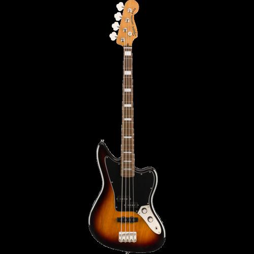 Squier Squier Classic Vibe Jaguar Bass, Laurel Fingerboard, 3-Colour Sunburst