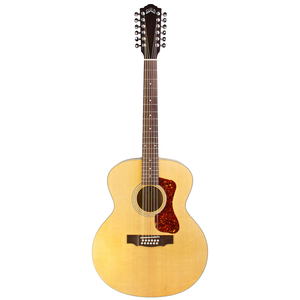 Guild F-2512-E 12-String Jumbo, Solid Spruce Top, Maple Back