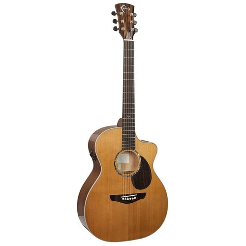 Faith Faith PJE Legacy Earth Electro-Acoustic, All Solid, Torrefied Sitka Spruce Top, African Khaya Mahogany Back