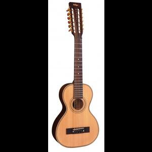 Vintage Viator Paul Brett Signature 12-String Travel Guitar