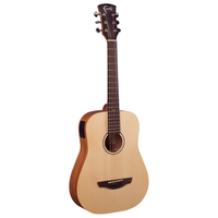Faith Nomad MiniSaturn Electro-Acoustic, All Solid, Spruce Top, Mahogany Back