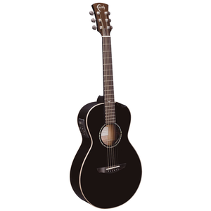 Faith Eclipse Mercury Scoop Electro-Acoustic, All Solid, Engelmann Spruce Top, Rosewood Back