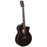 Faith Eclipse Venus Electro-Acoustic, All Solid, Engelmann Spruce Top, Mahogany Back