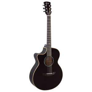 Faith Eclipse Venus Electro-Acoustic, Left Handed, All Solid, Engelmann Spruce Top, Mahogany Back