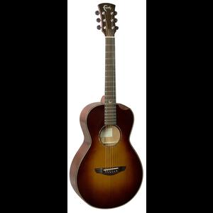 Faith Classic Burst Mercury Scoop Electro-Acoustic, All Solid, Red Cedar Top, Mahogany Back