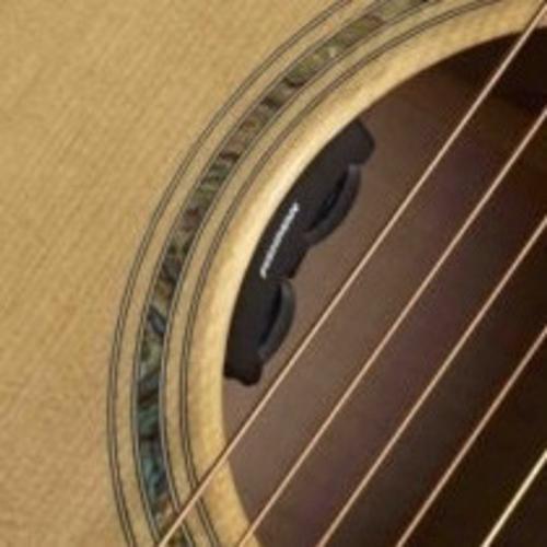Faith Faith Classic Burst Mercury Scoop Electro-Acoustic, All Solid, Red Cedar Top, Mahogany Back