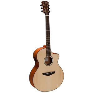 Faith Natural Neptune Electro-Acoustic, All Solid, Engelmann Spruce Top, Mahogany Back